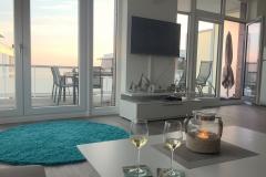 0005-Ferienwohnung-am-Abend-mit-Meerblick