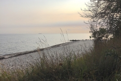 Abend-am-Strand