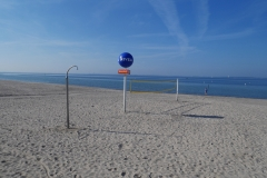 Beachvolleyballfeld