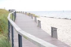 Holzpromenade-Pelzerhaken-Strand