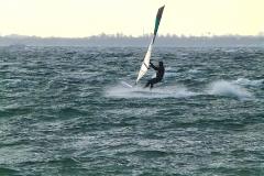 Kitesurfer-Nah