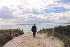 Südkap-Pelzerhaken-Strandzugang