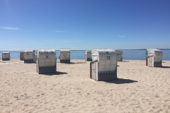 Strandkorb-am-Strand-Pelzerhaken
