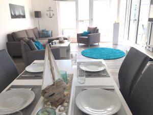 Südkap Pelzerhaken Penthouse Ferienwohnung HImmel und Meer