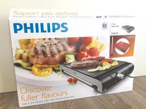 Elektro Tischgrill von Philips