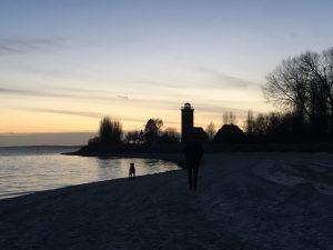 Südkap Pelzerhaken Ferienwohnung an der Ostsee mit Hund