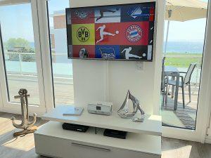 SKY Bundesliga Ferienwohnung an der Ostsee